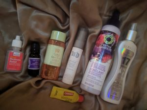 October 2017 empties