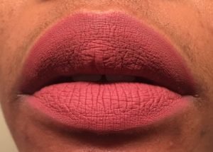 Black Radiance liquid lipstick