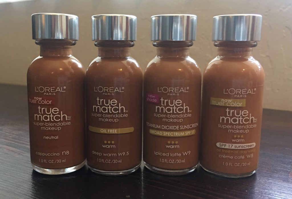 Worth It Or Nah W9 Spiced Latte L Oreal True Match The Lindeza